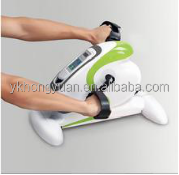 LCD Display Indoor Exercise Under Desk Cycle /Mini Pedal Exercise Bike