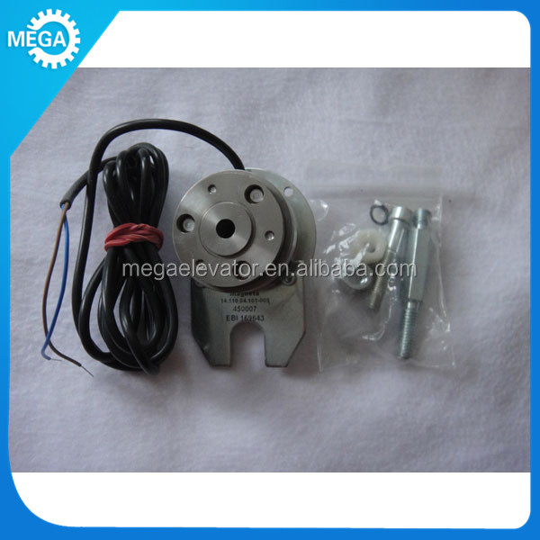 High quality Schindler elevator parts Electromagnetic brake QKS9 ID.NO:169643