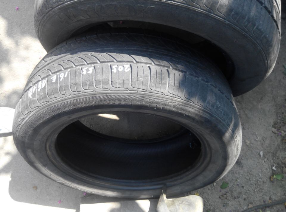 High quality secondhand used tires inventory