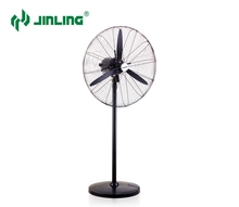 CB Certification 20'' 26'' 30'' Metal Industrial Electric Stand Fan
