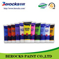 Fancy non-toxic cheap washable acrylic Finger paint set