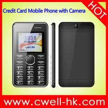 iCard K1 1.77 inch Screen 7mm Ultra Slim Mini Small Size Mobile Phone Dual Sim