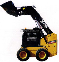 Low Price Top Brand XCMG Skid Steer Loader XC760K For Hot Sell