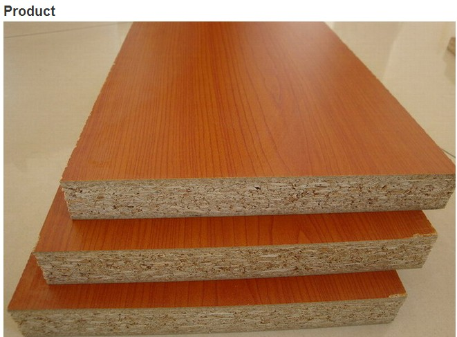 melamine faced particle board melamine laminated particle board in sale