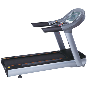 GS-158A Deluxe Motorized Commercial Treadmill with TV for Club hotel Gym Use