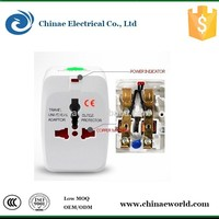 high quality cheap universal multi plug power adapter