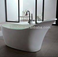 Solid Surface Hot Tub for Bathroom Design WD6511