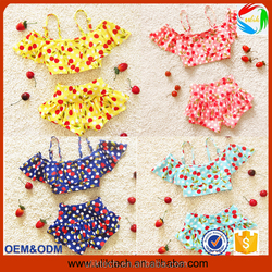 Free shipping baby swimming wear girl bathing suit for summer girl swimming suit wholesale girl swimwear