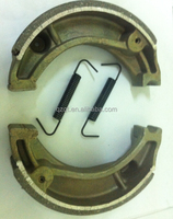 C70 Motorcycle Parts Brake Shoe