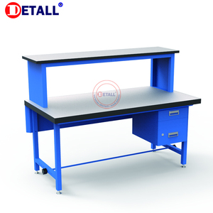 Detall. Easy Plans Steel Work Bench With Drawers Medium Duty Workbench