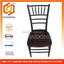 modern appreance rental bamboo chair