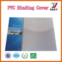 Durable album sheets for waterproofing pvc sheet thickness