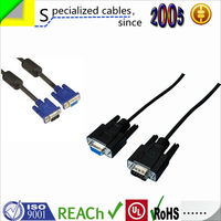 vga to yellow rca male cable