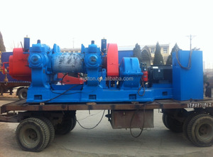 Tire Crushing Rubber Milling Machine