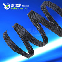 Flexible Pet Braided Expandable Auto Wire Cable Sleeving