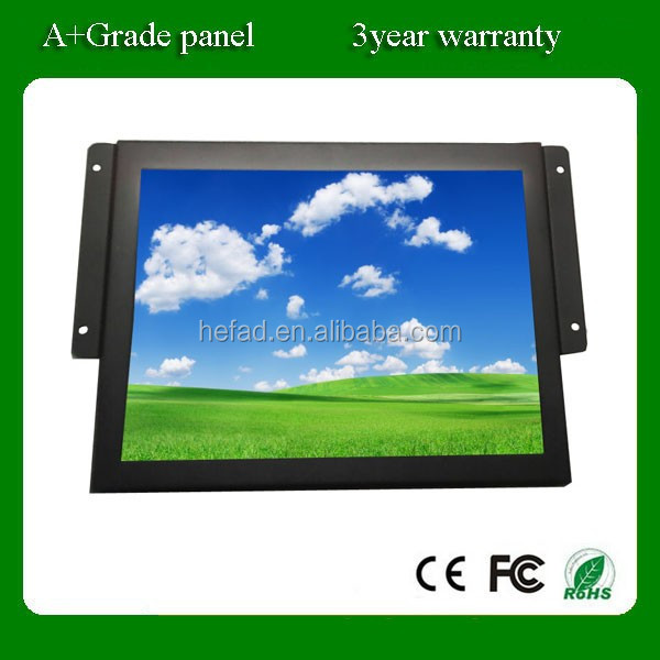 "10 inch monitor 10.4""industrial lcd monitor bulk sale"