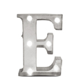 Fashional Metal Decorative Letter E LED Wall Art For Home/Hotel/Bar