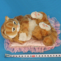 realistic hot selling most popular customized handmade fake fur felt animals