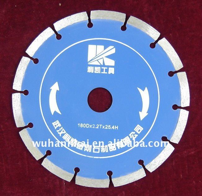 diamond sintered cutting disc saw blade for marble