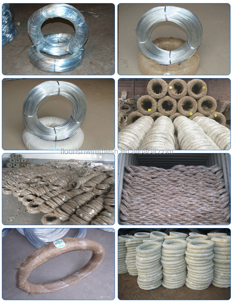 Hot sale hot dipped steel galvanized wire