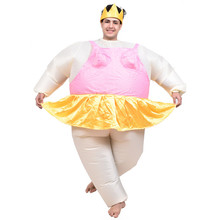 2017 Hot Cute Lovely Fairy Tale Princess Inflatable Costume