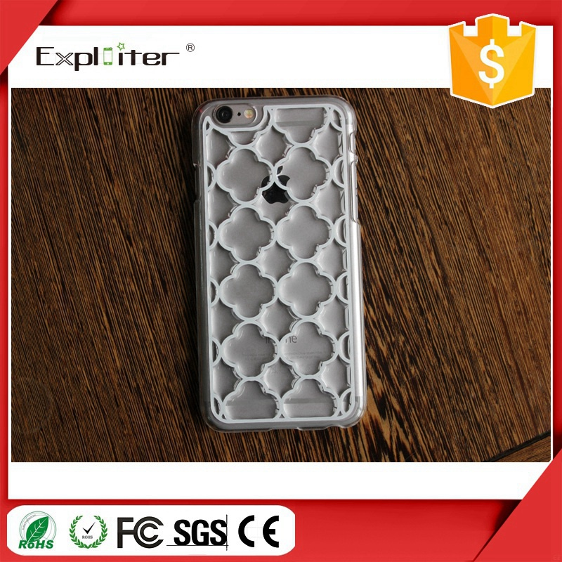 Low price and high quality epoxy soft football team smart phone cover