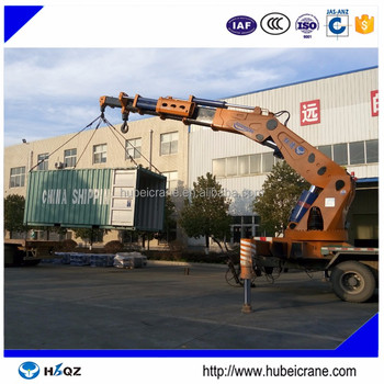 SQ3200ZB6 construction machine, construction used truck crane 160ton