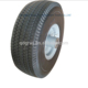 Wheel barrow tyre PU foam tire 10 inch 3.50-4 airless wheel