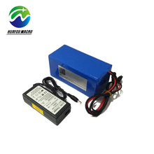 Factory Rechargeable 18650 Flat 12V 20Ah 20000Mah Lithium Li Ion Li-Ion Battery Pack