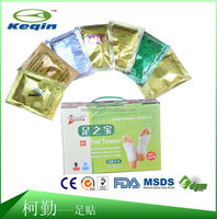 golden detox foot patch with CE certificate foot patch factory