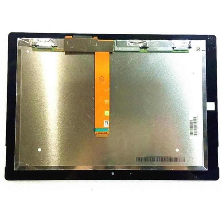 LCD Digitizer For Microsoft Surface 3 1645 spare part LCD display touch screen digitizer glass complete replacement panel