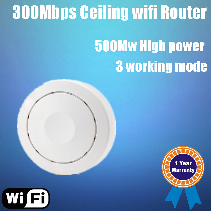 300Mbps 2T2R Wifi repeater with 500 meters outdoor range, with function of PoE, AP, Repeater, Bridge, Router