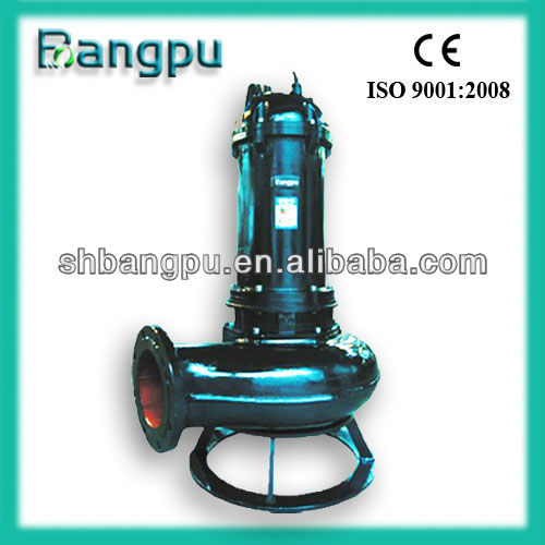SUBMERSIBLE SEWAGE CENTRIFUGAL WATER PUMPS FOR WASTE WATER TREATMENT PLANT