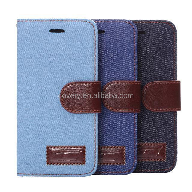 for apple iphone 6s jean style smartphone accessorie mobile phone case