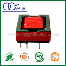 EFD25 gas burner ignition transformer for switch mode power led transformer