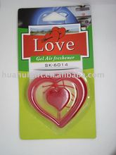 car gel air freshener