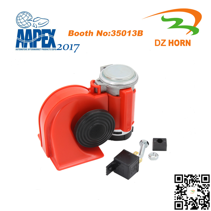 12v super loud air horn for motorcycle motorbike