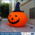 Best popular giant halloween decoration inflatable pumpkin with factory price