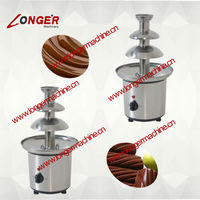 Chocolate fountain machine|Stainless steel Chocolate processing machine|Best quality Chocolae Liquid machine