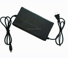 powerful 36v electric bike 18650 li-ion battery charger for Samsung battery