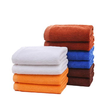 High Water Absorbency White Extra Large 100% Cotton Towels , hand towel, beach towel