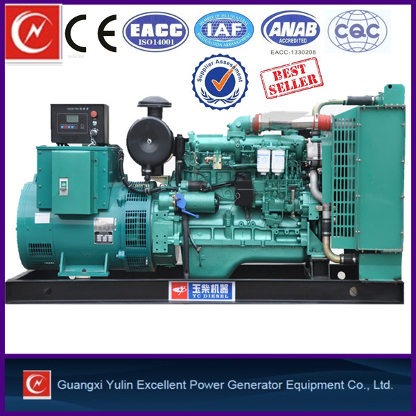 Yuchai Electric generator specifications