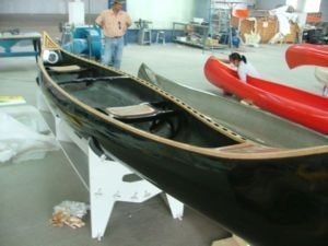 Composite Canadian Canoes