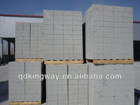 lightweight concrete wall block