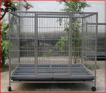 Trade Assurance Heavy-duty Double Dog Run Kennel And Dog Breeding House