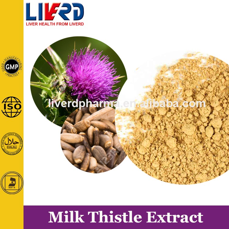 Thistle for Inhibites Lipid Peroxide Formation