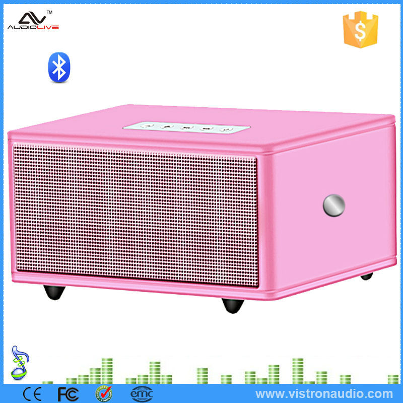 Audio Supplier Bluetooth Music Speaker Stereo Super Bass Wireless Speaker