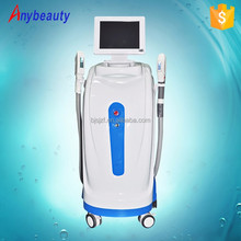 Anybeauty with CE beauty machine hair removal shr opt machine elight ipl hair removal machine for sale