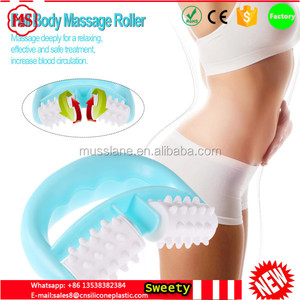 Handheld Full Body Anti Cellulite Massage Cell Roller Massager Mini Wheel Ball Foot Hand Body Neck Head Leg Pain Relief Hot Sale