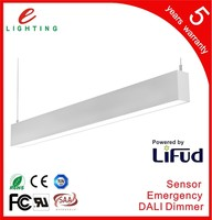 Use Brand LED and Driver t8 hanging fluorescent light fixtures